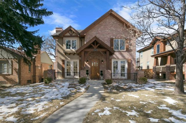 1227 Cherry Street, Denver, CO 80220 (#1561216) :: Bring Home Denver
