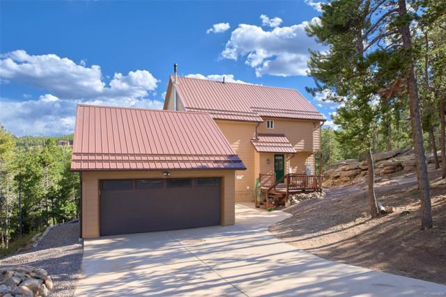 911 Divide View Drive, Golden, CO 80403 (#1562302) :: Bring Home Denver