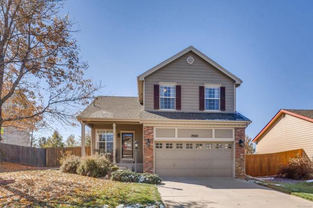 19010 E Crestridge Circle, Aurora, CO 80015 (#1562340) :: The DeGrood Team