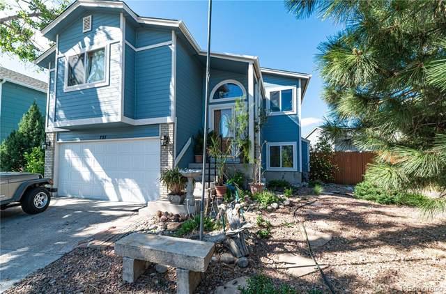 727 Descendant Drive, Fountain, CO 80817 (MLS #1562508) :: 8z Real Estate