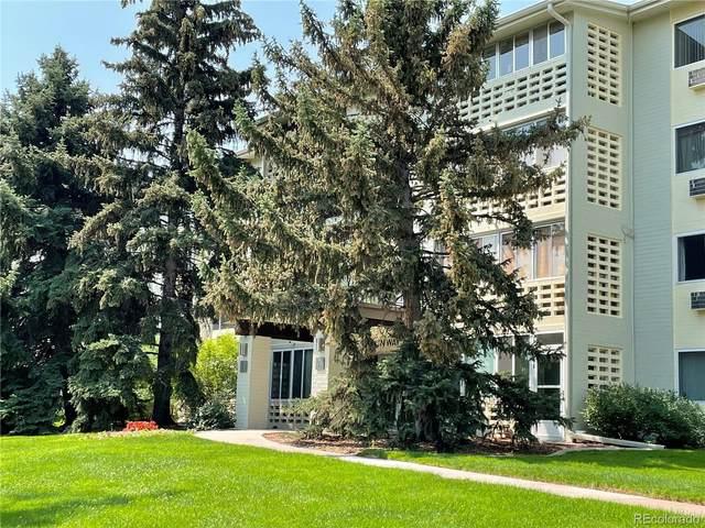 705 S Alton Way 9C, Denver, CO 80247 (#1562556) :: Finch & Gable Real Estate Co.