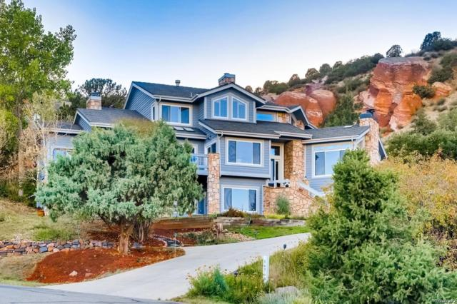 16760 Wild Plum Circle, Morrison, CO 80465 (#1562836) :: 5281 Exclusive Homes Realty
