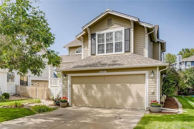 10785 Wheatfield Lane, Parker, CO 80138 (#1563280) :: Kimberly Austin Properties