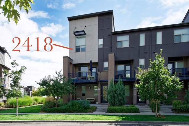 2418 Uinta Street, Denver, CO 80238 (#1563339) :: The Heyl Group at Keller Williams