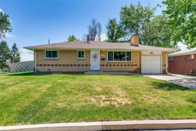 4240 Shaw Boulevard, Westminster, CO 80031 (#1563736) :: The Healey Group