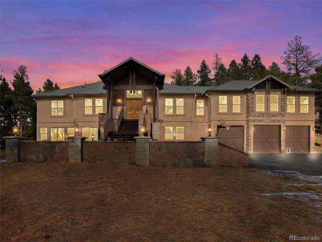 950 Heather Court, Woodland Park, CO 80863 (#1563770) :: Berkshire Hathaway HomeServices Innovative Real Estate