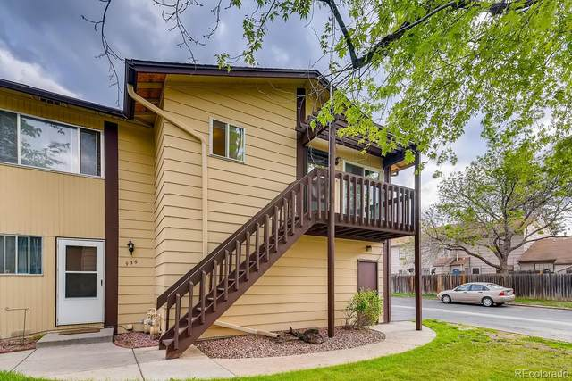 934 Coronado Parkway D, Denver, CO 80229 (#1564042) :: West + Main Homes