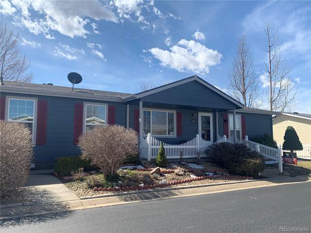 7820 Sunflower #146, Frederick, CO 80530 (MLS #1564095) :: Bliss Realty Group