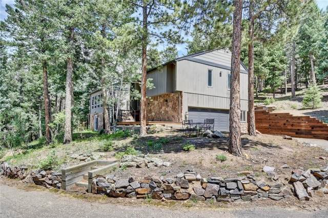 8320 Grizzly Way, Evergreen, CO 80439 (MLS #1564105) :: 8z Real Estate