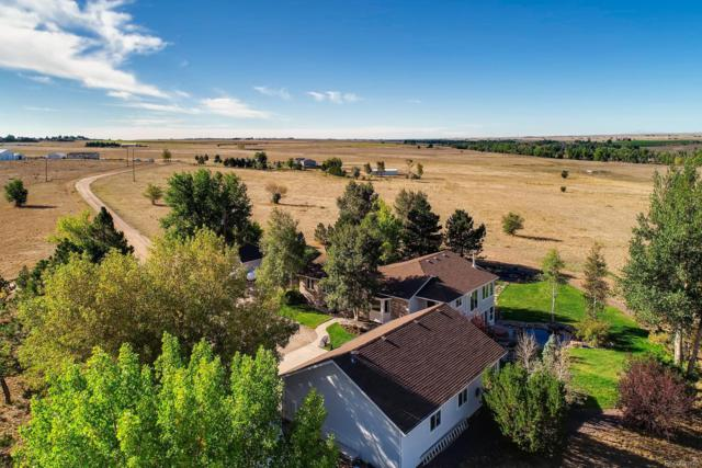 441 S County Road 137, Bennett, CO 80102 (#1564446) :: House Hunters Colorado