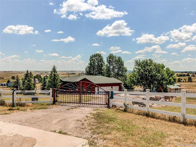 3194 Wildrose Circle, Parker, CO 80138 (#1564546) :: The Gilbert Group