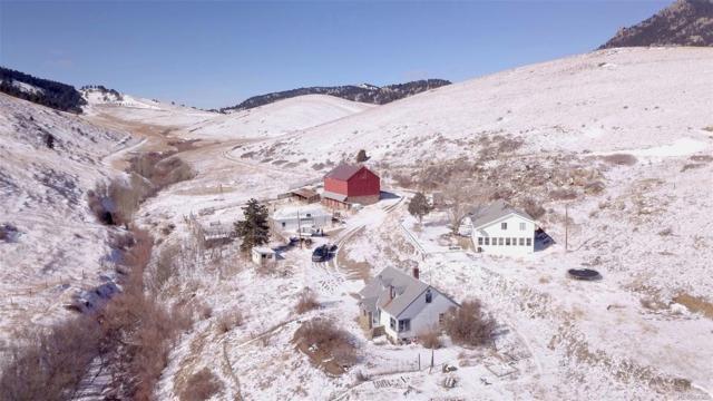 4154 Douglas Mountain Drive, Golden, CO 80403 (MLS #1564565) :: 8z Real Estate