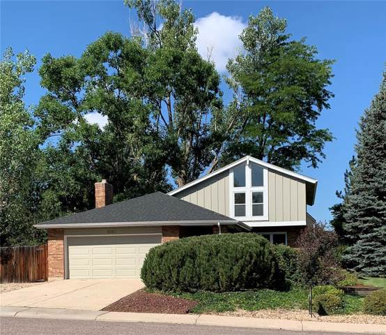 8267 E Long Place, Centennial, CO 80112 (MLS #1564598) :: Bliss Realty Group