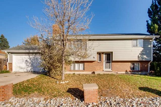 5214 Braun Street, Arvada, CO 80002 (#1564717) :: The Dixon Group