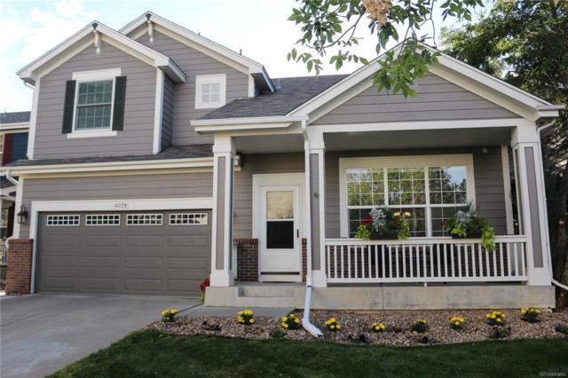 4039 S Quatar Street, Aurora, CO 80018 (#1564768) :: The Peak Properties Group