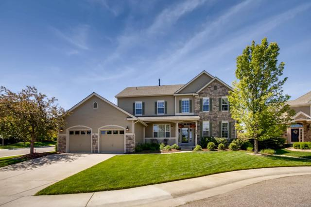 624 Horan Court, Castle Pines, CO 80108 (#1565001) :: The HomeSmiths Team - Keller Williams