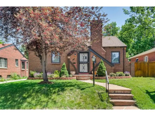 950 S Euclid Way, Denver, CO 80209 (MLS #1565078) :: 8z Real Estate