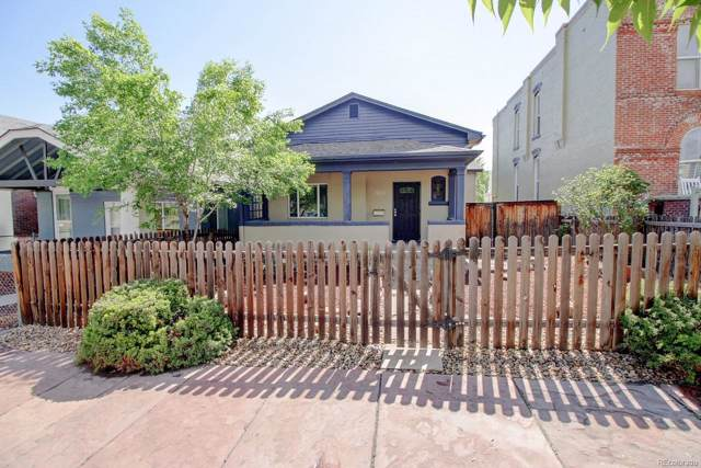 1224 Kalamath Street, Denver, CO 80204 (MLS #1565811) :: 8z Real Estate