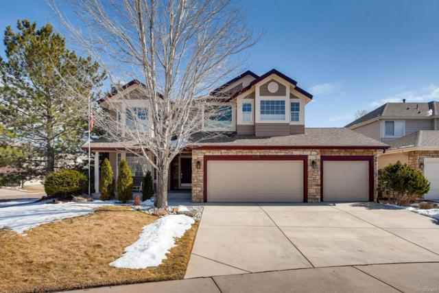 9108 W Vandeventor Drive, Littleton, CO 80128 (#1565869) :: The Heyl Group at Keller Williams