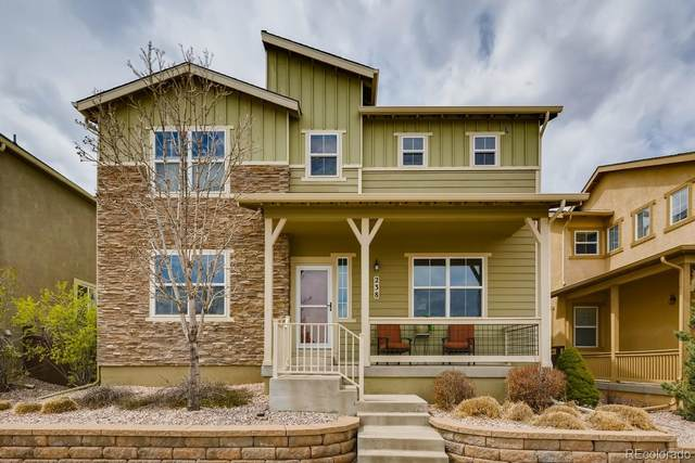 238 S Raven Mine Drive, Colorado Springs, CO 80905 (#1566551) :: Berkshire Hathaway HomeServices Innovative Real Estate