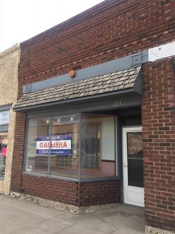 123 W 7th Street, Walsenburg, CO 81089 (#1566984) :: Briggs American Properties