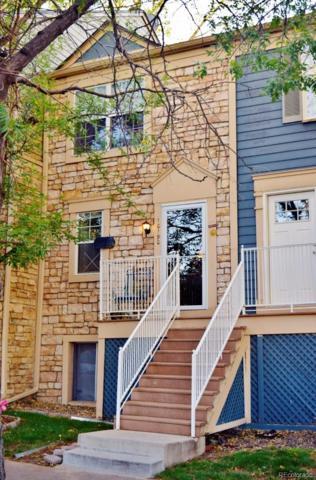 10190 W Dartmouth Avenue, Lakewood, CO 80227 (MLS #1567229) :: 8z Real Estate