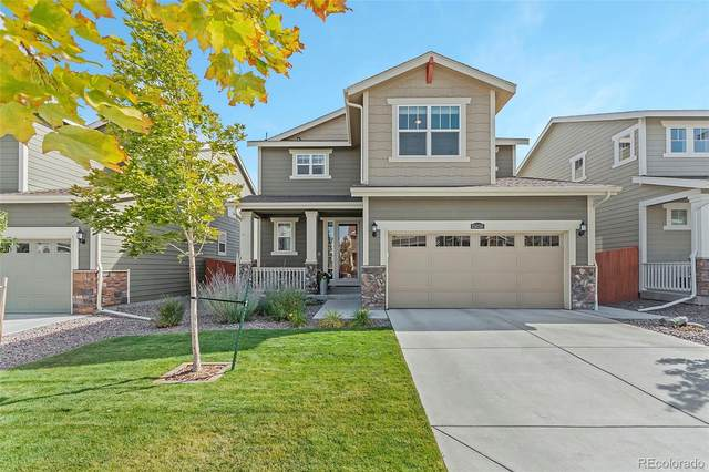15036 Chicago Street, Parker, CO 80134 (#1567263) :: The Harling Team @ HomeSmart
