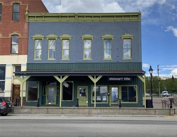 322 Harrison Avenue, Leadville, CO 80461 (#1567442) :: Colorado Home Finder Realty