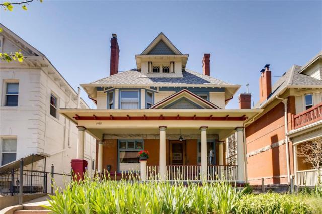 1928 E 14th Avenue, Denver, CO 80206 (MLS #1567552) :: 8z Real Estate