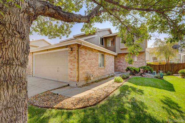 462 W 114th Way, Northglenn, CO 80234 (#1567746) :: The Brokerage Group