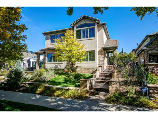 540 Madison Street, Denver, CO 80206 (#1568334) :: Wisdom Real Estate