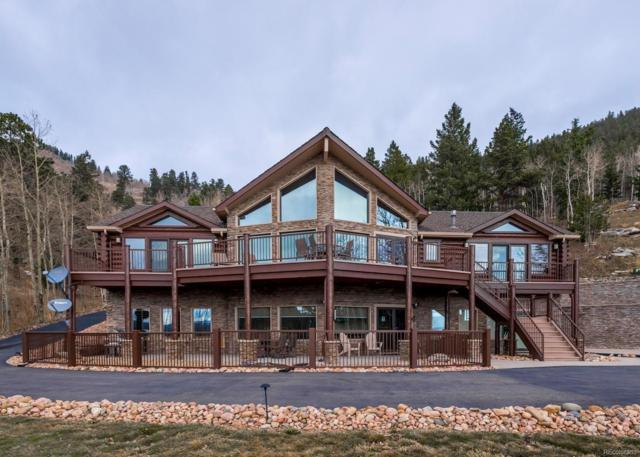 1553 Robinson Hill Road, Golden, CO 80403 (#1568401) :: The Peak Properties Group