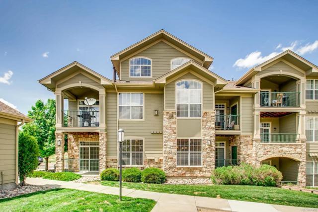 18657 Stroh Road #108, Parker, CO 80134 (#1568453) :: Mile High Luxury Real Estate