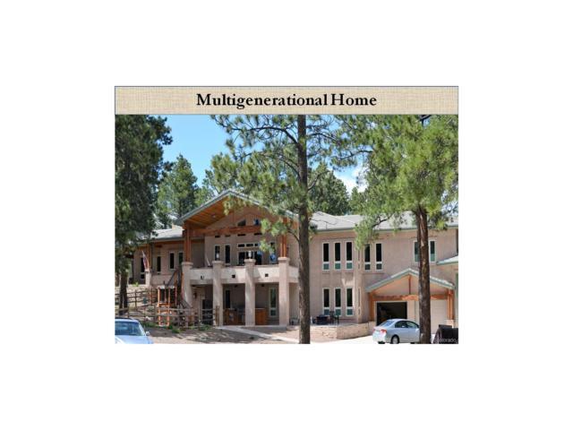 18655 Archers Drive, Monument, CO 80132 (MLS #1568566) :: 8z Real Estate