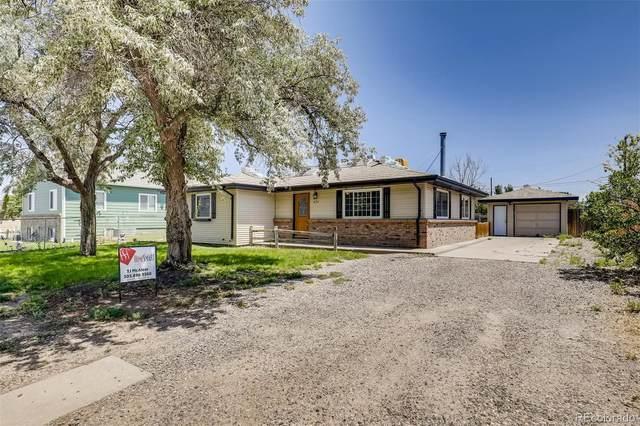 670 3rd Street, Bennett, CO 80102 (MLS #1568817) :: 8z Real Estate