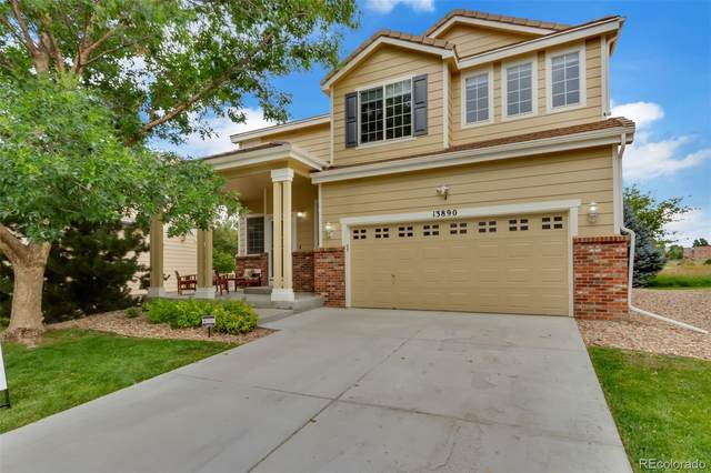 3303 E 138th Avenue, Thornton, CO 80602 (#1568986) :: The Margolis Team
