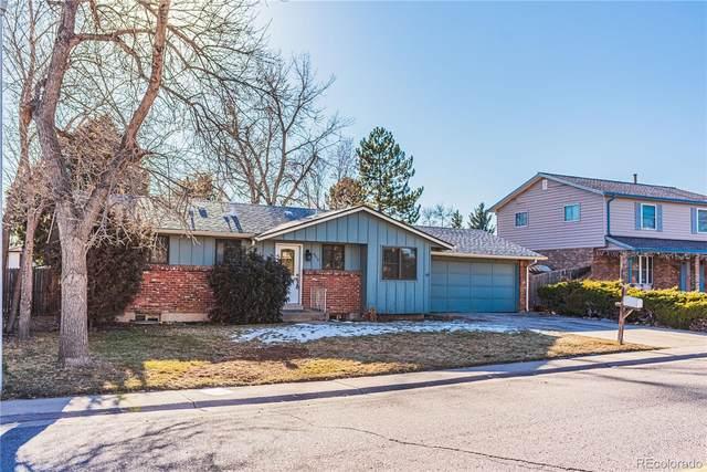 6218 W Fair Drive, Littleton, CO 80123 (MLS #1569220) :: 8z Real Estate