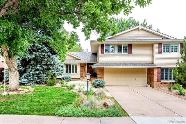 5931 S Eudora Way, Centennial, CO 80121 (#1569322) :: Symbio Denver