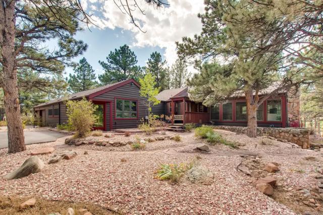 2708 S Lakeridge Trail, Boulder, CO 80302 (#1569390) :: The Peak Properties Group
