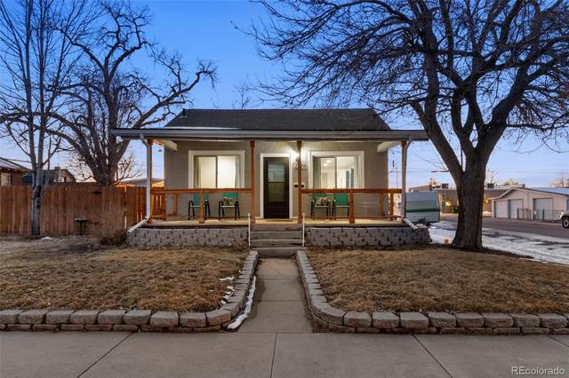 4001 S Lincoln Street, Englewood, CO 80113 (#1569503) :: Finch & Gable Real Estate Co.