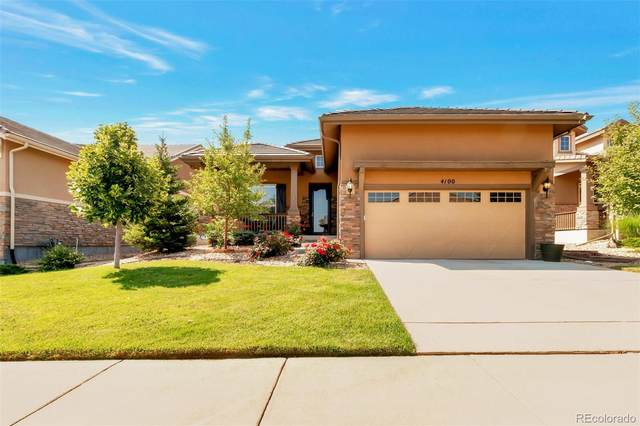 4100 Wild Horse Drive, Broomfield, CO 80023 (#1569772) :: The Dixon Group