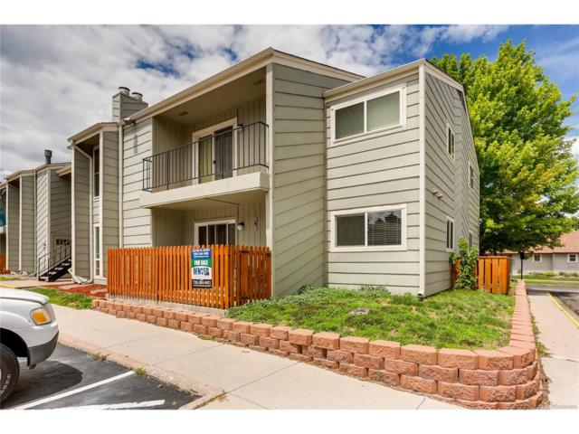 2330 E Fremont Avenue M19, Centennial, CO 80122 (MLS #1569797) :: 8z Real Estate