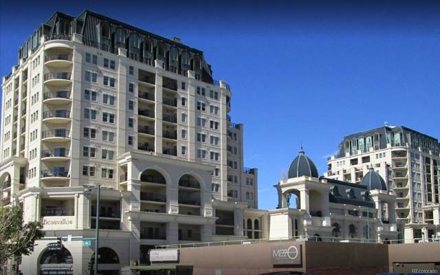 925 N Lincoln Street 7H-S, Denver, CO 80203 (MLS #1569943) :: 8z Real Estate