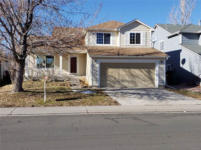 8889 Apache Plume Drive, Parker, CO 80134 (#1569955) :: The DeGrood Team