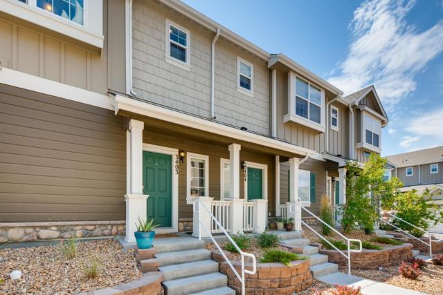 14700 E 104th Avenue #3403, Commerce City, CO 80022 (#1570045) :: The DeGrood Team