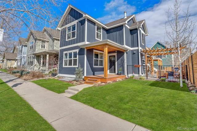4405 W 37th Avenue, Denver, CO 80212 (MLS #1570102) :: The Sam Biller Home Team