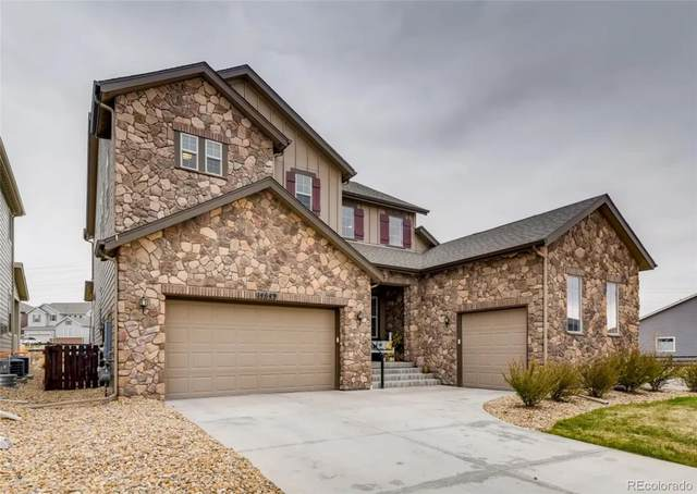 14649 Haley Avenue, Parker, CO 80134 (#1570360) :: Finch & Gable Real Estate Co.