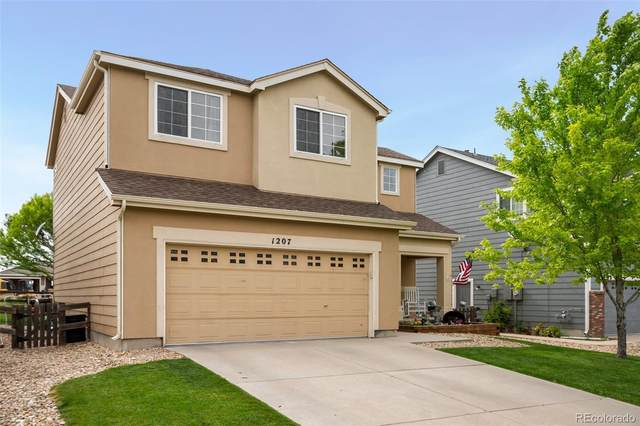 1207 103rd Avenue, Greeley, CO 80634 (#1570425) :: West + Main Homes