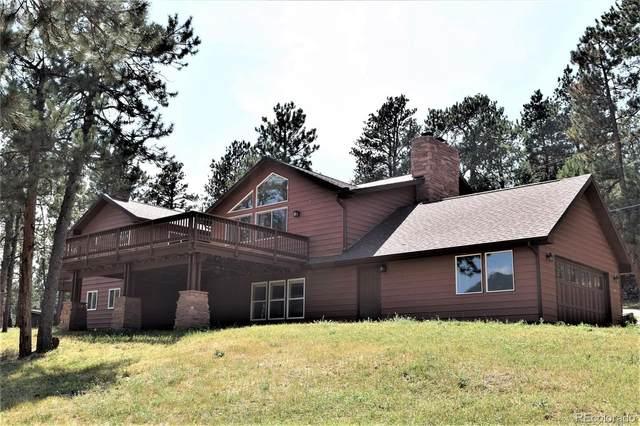28396 Clover Lane, Evergreen, CO 80439 (#1570766) :: Symbio Denver