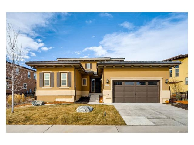 10615 Ladera Drive, Lone Tree, CO 80124 (#1570779) :: Colorado Home Realty
